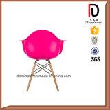 多彩な食事のプラスチック椅子のレプリカのEames DawのArmrestの椅子