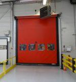 Fecho de correr Industrial Auto recuperação Sala de Armazenagem Fria Refrigeratory Frio congelador de Alta Velocidade Rápida reinicialização rápida à prova de vento Sala Limpa Porta Interior Exterior