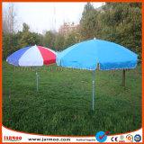 특별한 로고에 의하여 Cutomized 인쇄되는 싼 똑바른 우산
