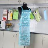 Venda Direta de fábrica com preço baixo do avental por cozinha equipada, durável e reciclados