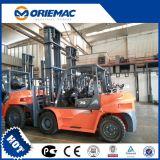 3 toneladas de Heli Cpcd30 Mástil Carretilla elevadora Diesel de 3 etapas
