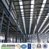Edificio ligero prefabricado del taller del diseño de la estructura de acero