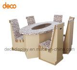 Творческие документ Председателя картон мебель для использования внутри помещений
