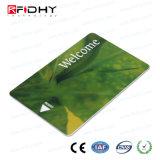 D'impression personnalisé NFC RFID billet papier thermique pour les événements de la carte