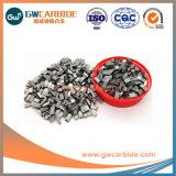 10.5X6.0X3.5 Yg6 Tala Sierra de carburo de tungsteno Consejos