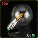 G80 LEIDENE van de Gloeidraad van Edison 4With6W E27 E26 B22 Lichte LEIDENE van de Bol Lampen