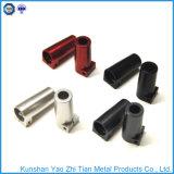 Китай Custom высокой точности с алюминиевыми компонента