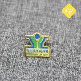 직업적인 고품질 주문 접어젖힌 옷깃 Pin