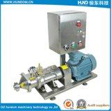 Orangensaft-Übergangspumpen-Doppelt-Schrauben-Pumpe mit Steuerkasten