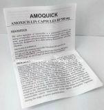 高品質500mgの堅いカプセルAmoxi Cillin (amoxycillin)