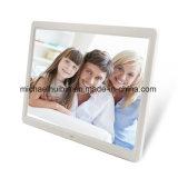 Изготовленный на заказ продукция картинная рамка 15 цифров дюйма Multi-Media рекламируя (HB-DPF1542)