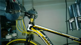 درّاجة كهربائيّة ضمّن [برفورمنس تست] آلة