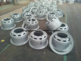 Buoni cerchioni del camion di prezzi, rotella d'acciaio del tubo, rotella automatica