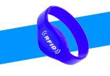 Wristband astuto del silicone di G03 NFC Topaz512 13.56MHz RFID