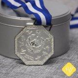 Fabrikmäßig hergestelltes Qualitäts-Metall Sports Medaille