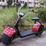 工場価格の高品質60V 20ah 1000Wの電気スクーター