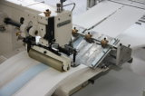 Colchão máquina de costura da decoração de Fronteira