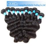 Cheveu brésilien humain d'onde de corps de Vierge de 100% (KBL-BH-LW)