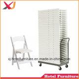 Plegado de silla de playa para banquetes de boda/EXTERIOR/hotel/restaurante/