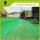 Filet de sécurité en plastique vert de construction de Desige de PE neuf/réseau antipoussière