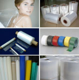 HDPE/LDPE/LLDPE durchgebrannte Film-Maschine für Plastiktasche