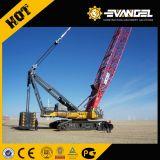 55 la tonne Mini grue télescopique hydraulique Boom Crawler Prix