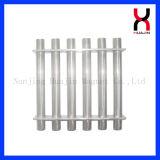 Separador magnético industrial del tratamiento del polvo del hierro del gauss 12000