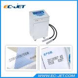 Imprimante à jet d'encre continue de Duel-Tête pour le sachet à thé (EC-JET910)