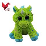 La vente chaude mignonne et populaire personnalisent le jouet de licorne de peluche