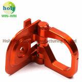 Netter CNC-maschinell bearbeitenfahrzeug-Haken-Anteil an dem maschinell bearbeitenden Aluminium 6061