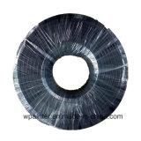10000psi flexible haute pression en acier à deux couches et une couche en fibre aramide résine tressée flexible