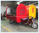 Camion mobile poco costoso dell'alimento