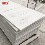 Surface solide en pierre de marbre matérielle d'atterrisseur
