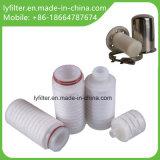 Anti-Bakterium Di-und hoher Reinheitsgrad-Wasser-Filter-gefaltete Polysulphon-Geldstrafen-Kassette