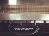 Calentadores infrarrojos eléctricos