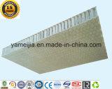 Los paneles del panal de la fibra de vidrio para los paneles de piedra del compuesto del panal