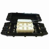 144 núcleos de tipo 3 en línea en 3 cierres de empalme de cable de fibra óptica