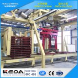 Chaîne et bloc de production de panneau d'AAC/Alc faisant la machine
