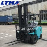 Ltma Venta caliente 2,5 ton Mini Eléctrico carretilla elevadora