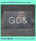 PVC 표준 Cr80 Cmyk에게서 하는 미장원 카드