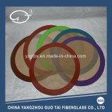 '' stuoia rotonda di cottura del silicone del commestibile di pollice 8