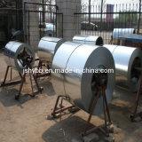 Bobine de tôle en acier ondulé galvanisé / feuille de métal / de toiture en tôle acier recouvert de zinc