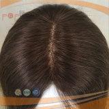 PU 둘레 사람의 모발 가발 (PPG-l-0789)