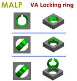VA Right-Angled 티타늄 잠그는 T 격판덮개 2.7 (외과 정형외과 임플란트)