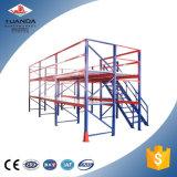 Equipamento de Storage Shelves estilo sótão Armazém Rack Loft