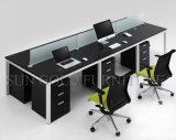 부 내각 사무실 워크 스테이션 (SZ-WSL326)를 가진 고품질 분할