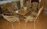 대나무 안락 의자