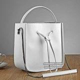 Sacs en cuir véritables dernier cri de sacs de Madame main de sac à main de modèle simple avec le prix de gros Emg5165