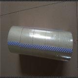 Transparenter Klebstreifen des Raum-BOPP mit Aufkleber