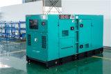 conjunto de generador diesel silencioso de la energía eléctrica 80kw/100kVA de Cummins